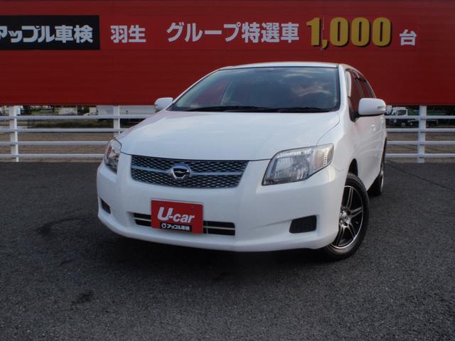 トヨタ 1.5X ナビ スマートキー ETC 社外アルミ AAC付