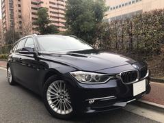 BMWワンオーナー 320d ブルーパフォーマンス ラグジュアリー