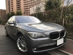 BMW750i コンフォートプラスパッケージ 茶革 Pトランク
