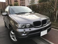 BMW X5E53 後期型 X5 3.0i パノラマサンルーフ
