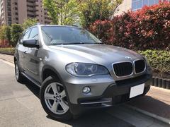 BMW X5ワンオーナー ディーラー管理 X5 3.0Si Bカメラ