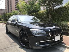 BMW特別限定車 インディヴィジュアル 760Li アルピナ仕様