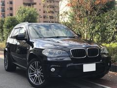 BMW X5後期型 xDrive 35i MスポーツPKG トップビュー