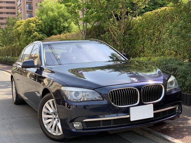 BMW F02 750Li ロングボディ WP交換 AT載せ替え済み