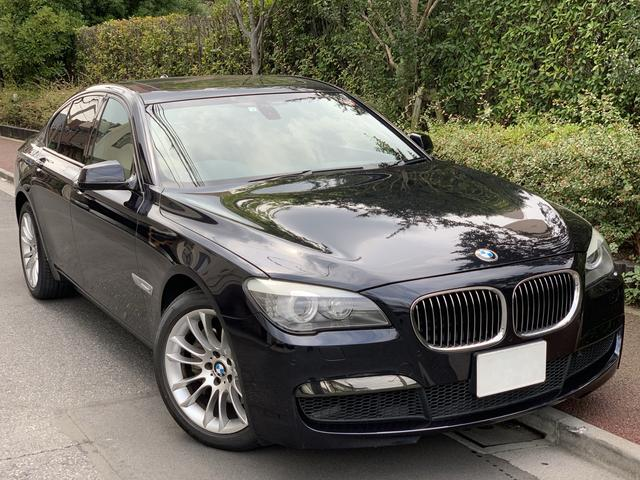 BMW 7シリーズ 740i Mスポーツパッケージ レーダー ド...