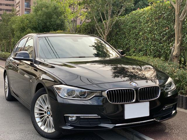 BMW 3シリーズ ワンオーナー 320dラグジュアリー 本革 ...