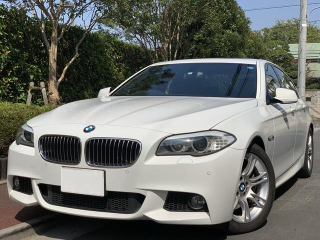 BMW 5シリーズ 法人ワンオーナー 535i Mスポーツパッケ...