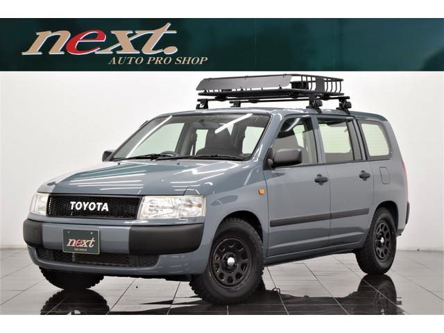 トヨタ DXコンフォートパッケージ 社外メモリーナビ 地デジTV フルセグ Bluetooth ETC シートカバー 社外ホイール マッドタイヤ ルーフラック アウトドアカスタム