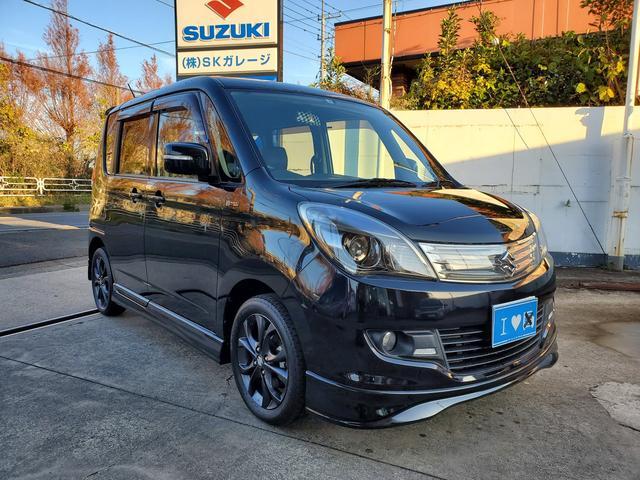 スズキ ブラック&ホワイトII特別仕様車 TV/ナビBカメラ ETC