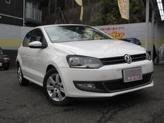VW ポロTSIコンフォートラインブルーモーションテクノロジー 1オナ