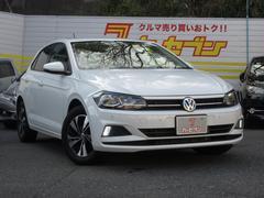 VW ポロTSIコンフォートライン 禁煙 ディスカバープロ セーフティ