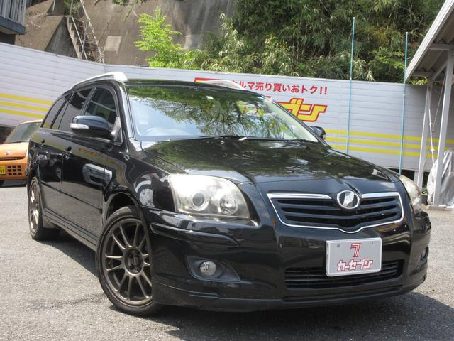 トヨタ Xi 4WD 社外SDナビ ワンセグ キーレス×2 クルコン