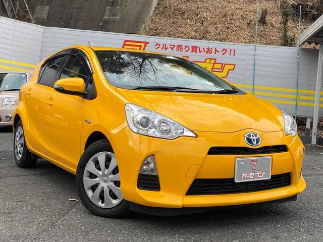 トヨタ S ビューティーパッケージ ワンオーナー 禁煙車 前席シートヒーター 純正メモリナビ ワンセグTV Bluetooth キーレス