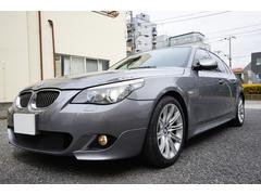 BMW530i Mスポーツパッケージ サンルーフ ETC 18AW