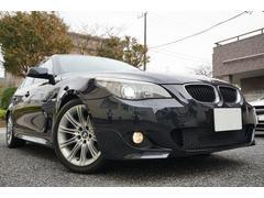 BMW525i Mスポーツパッケージ ワンオーナー ETC