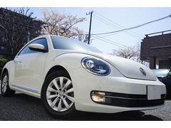 VW ザ・ビートルデザイン ワンオーナー フルセク Bカメラ HID ETC