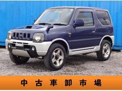 ジムニーワイルドウインド  4WD ターボ 5速MT車