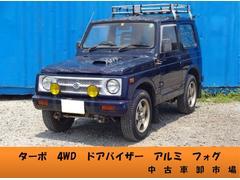 ジムニーワイルドウインドリミテッド 4WD MT車 ターボ