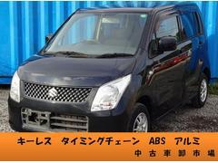 ワゴンRFX キーレス ABS タイミングチェーン アルミ