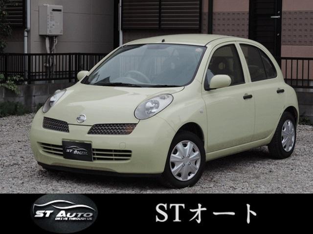 日産 12c Vセレクション オートエアコン キーレス 半年保証付