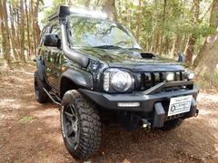 ジムニー660 ワイルドウインド 4WD  ブラック