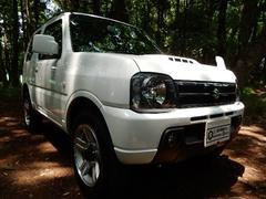 ジムニーXC 4WD スペリアホワイト キーレス リフトアップ CD