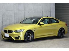 BMWM4クーペ 6MT オールレザーインテリア カーボンブレーキ