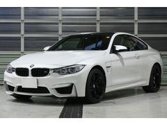 BMWM4クーペ オプション19AW LEDライト ワンオーナー