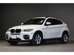 BMW X6xDrive 35i 法人1オーナー ベージュレザー SR