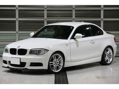 BMW135i Mスポーツ 6MT 車高調 サクラムマフラー 黒革