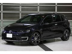 VW ゴルフGTE2016yモデル PHEV ACC 新車保証付き