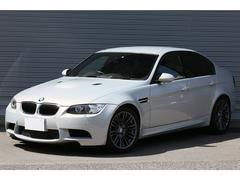 BMWM3セダン Individual MドライブPKG 1オナ