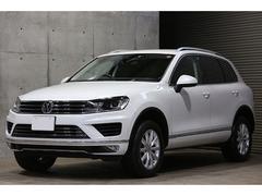 VW トゥアレグV6アップグレードPKG ブラウンレザー アラウンドビュー