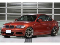 BMW135i Mスポーツ ブラウンレザー 鍛造19インチAW