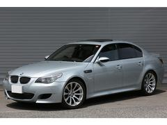 BMWM5 サンルーフ メリノレザー SMG保証付