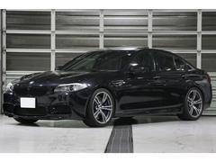 BMWM5 7速DCT サンルーフ 車高調 オプション鍛造20AW