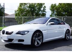 BMW M6後期LCIモデル フルレザーメリノ 赤革 1オーナー
