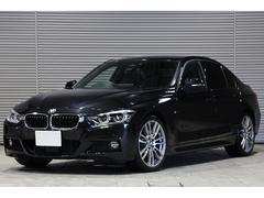 BMW340i Mスポーツ 1オーナー 黒革 オプション19AW
