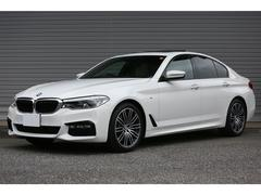 BMW530i Mスポーツ イノベーションPKG 1オナ 新車保証