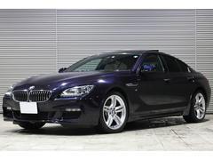 BMW640iグランクーペ Mスポーツ サンルーフ ブラウンレザー
