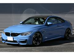 BMWM4クーペ 6MT 右ハンドル 1オナ オプション19AW