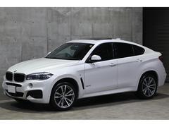 BMW X6xDrive35i Mスポーツ セレクトPKG パノラマSR