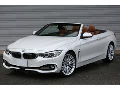 BMW435iカブリオレ ラグジュアリー ブラウンレザー 19AW