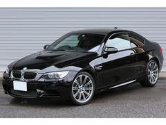 BMWM3クーペ オプション19AW 黒革 iDriveナビ