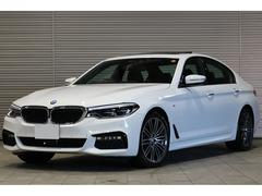 BMW523i Mスポーツ ハイラインPKG 黒革 SR 19AW