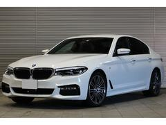 BMW530i Mスポーツ 黒革 アクティブクルーズ ワンオーナー