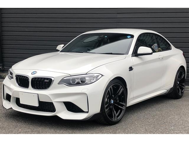 BMW M DCT 黒革 Mパフォーマンスリップ&スカート 1オナ