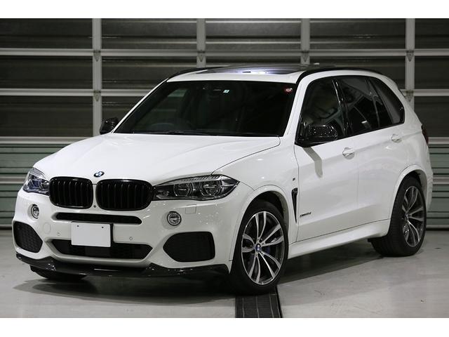 BMW xDrive 35d Mスポーツ Mパフォパーツ多数 SR