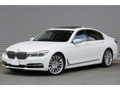 BMW740i デザインピュアエクセレンス サンルーフ 20AW