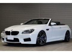 BMW M6カブリオレ MDCT 黒革 アクラポビッチマフラー 20AW
